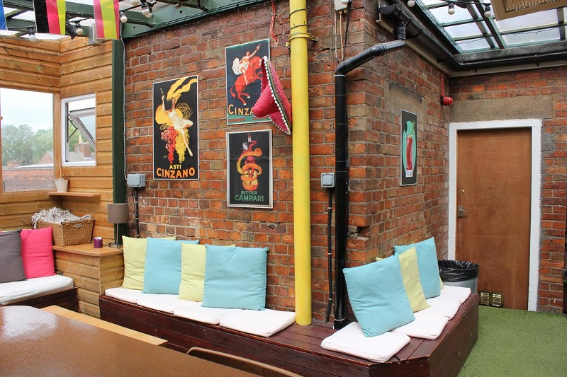 Central Backpackers Oxford Hostel